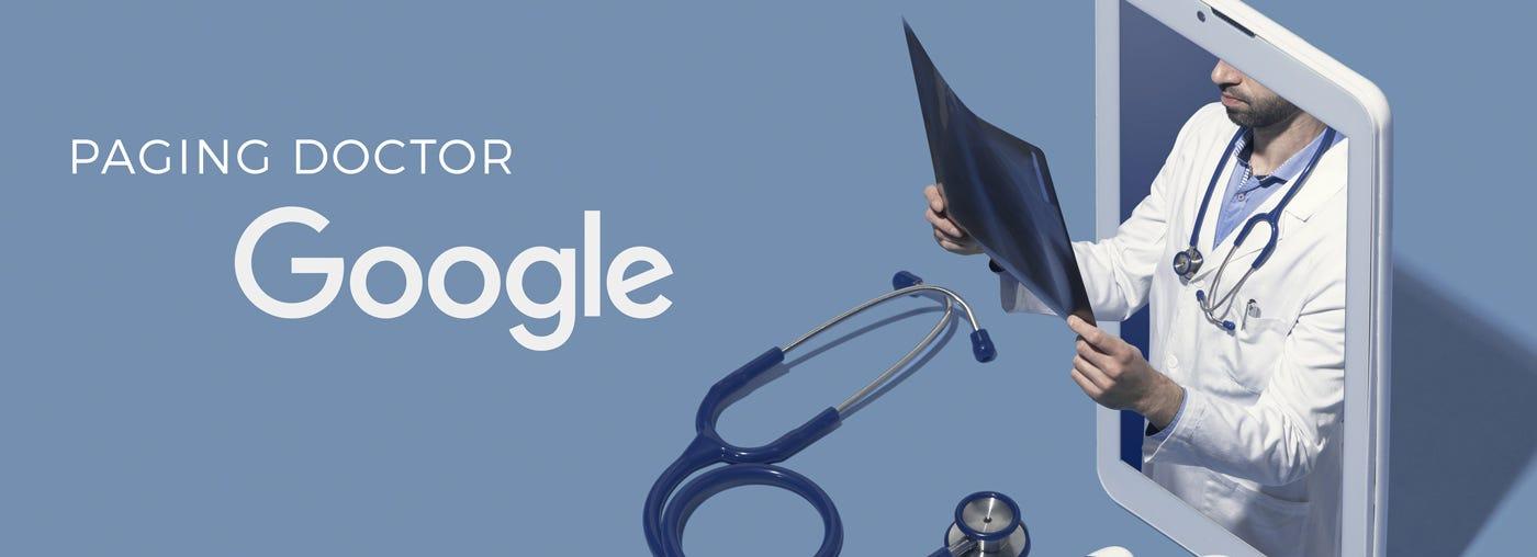 Dr. Google Banner