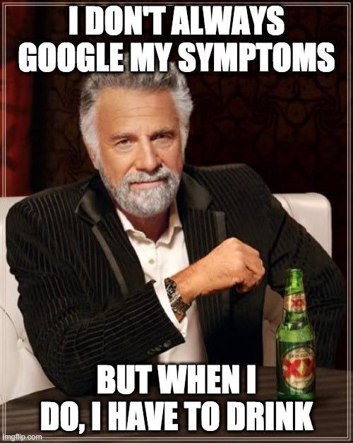 dr google most interesting meme