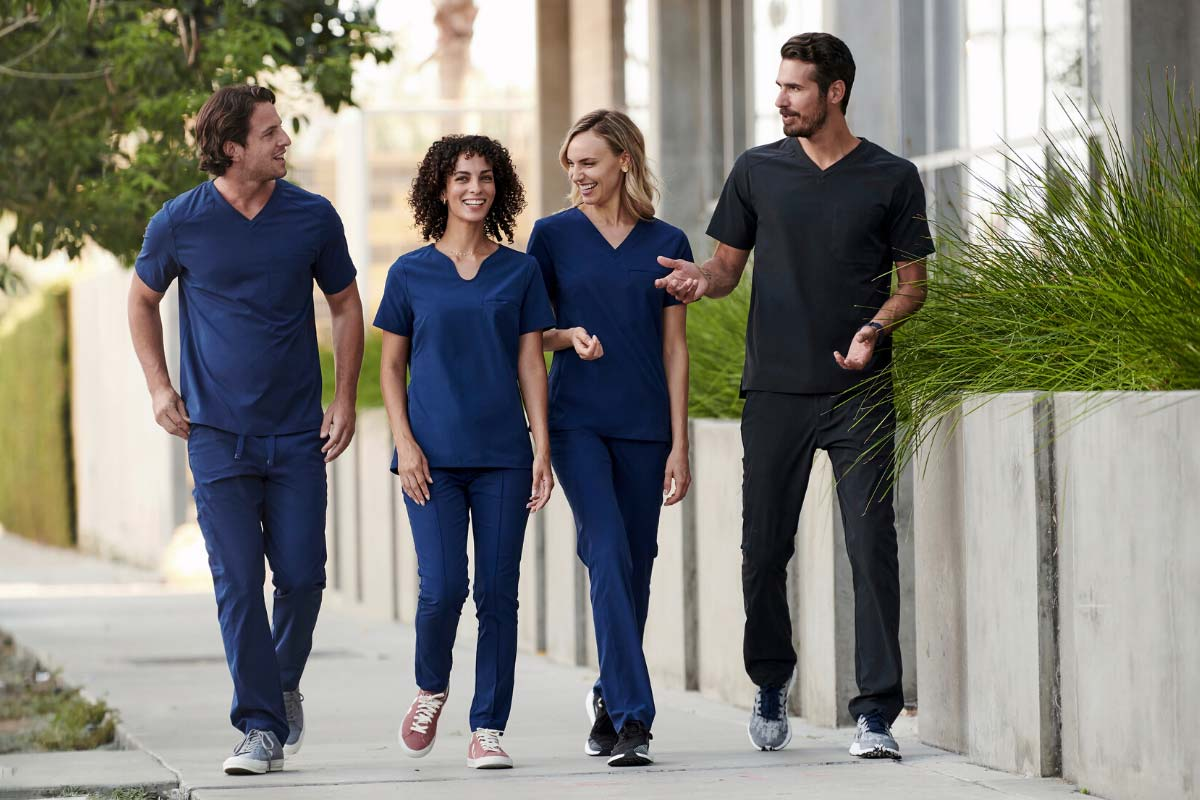 scrubs set gift for doctors