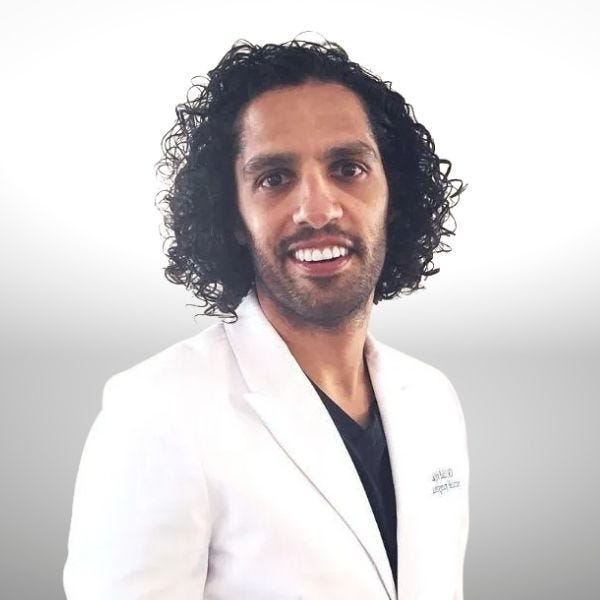 A photo of Rajiv Bahl