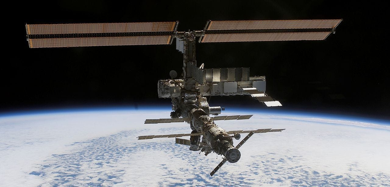 outer space station health - photo #5