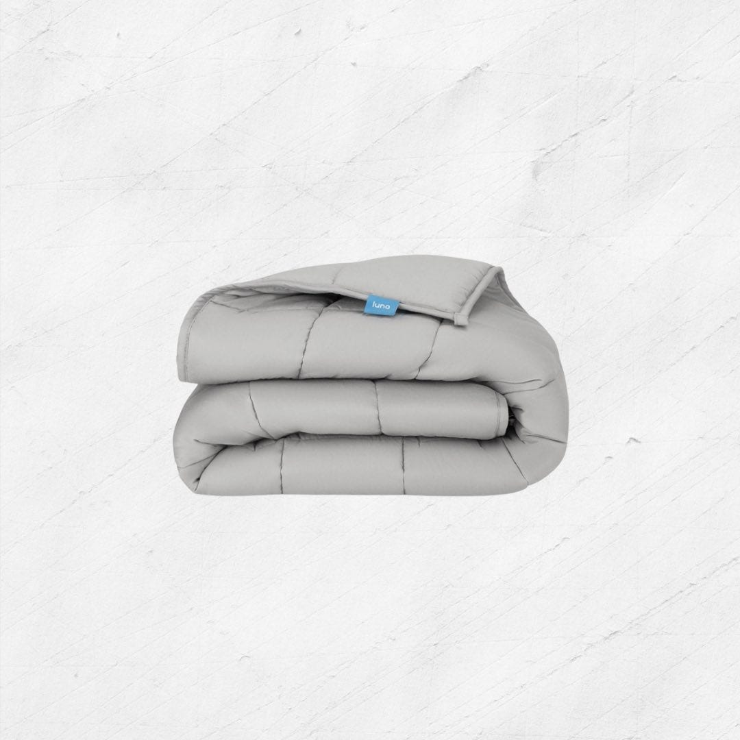 Luna Cotton Weighted Blanket – personalized physician assistant gifts