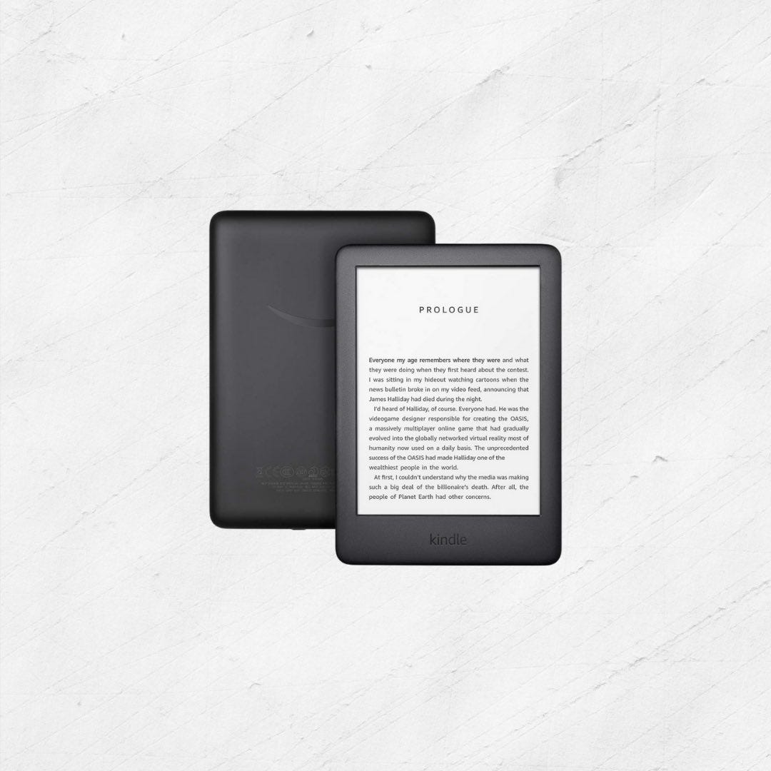 Amazon Kindle 10th Generation Tablet Reader – physician assistant gifts