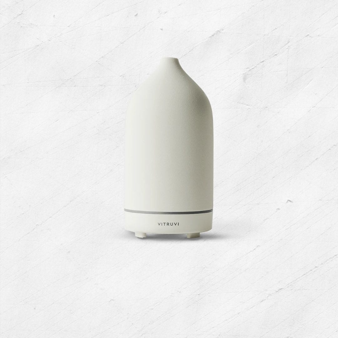 Vitruvi Essential Oil Stone Diffuser – physician assistant gifts