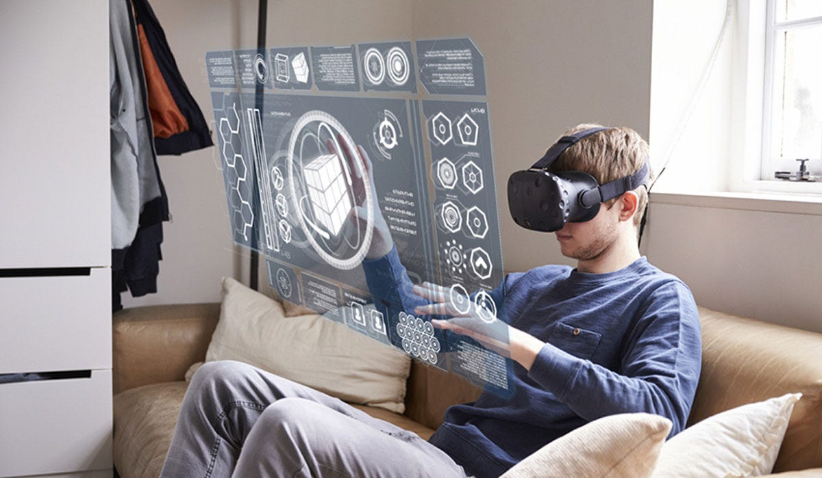 The Future Is Now: Augmented Reality Is Changing Healthcare