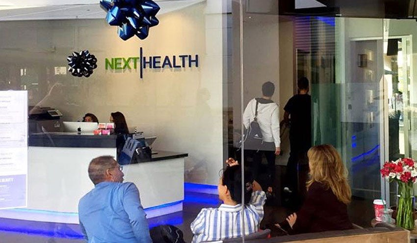 Next Health Is A Revolutionary Concept Bringing Total Body Wellness To The Community