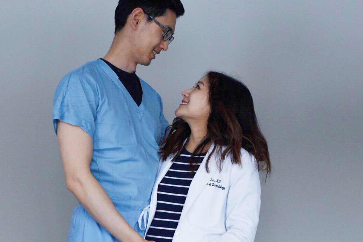 What It's Like Being a Doctor Married to a Doctor