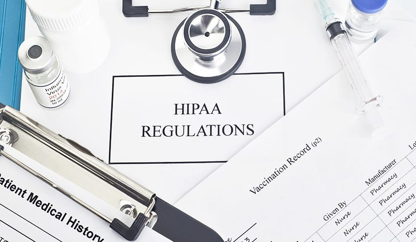 Protecting Your Patients' Info Online: FAQ's Of What HIPAA Mandates