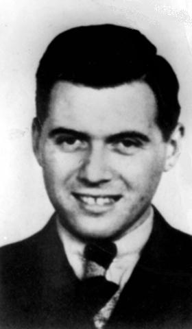 """Josef Mengele"" by Source. Licensed under Fair use via Wikipedia"