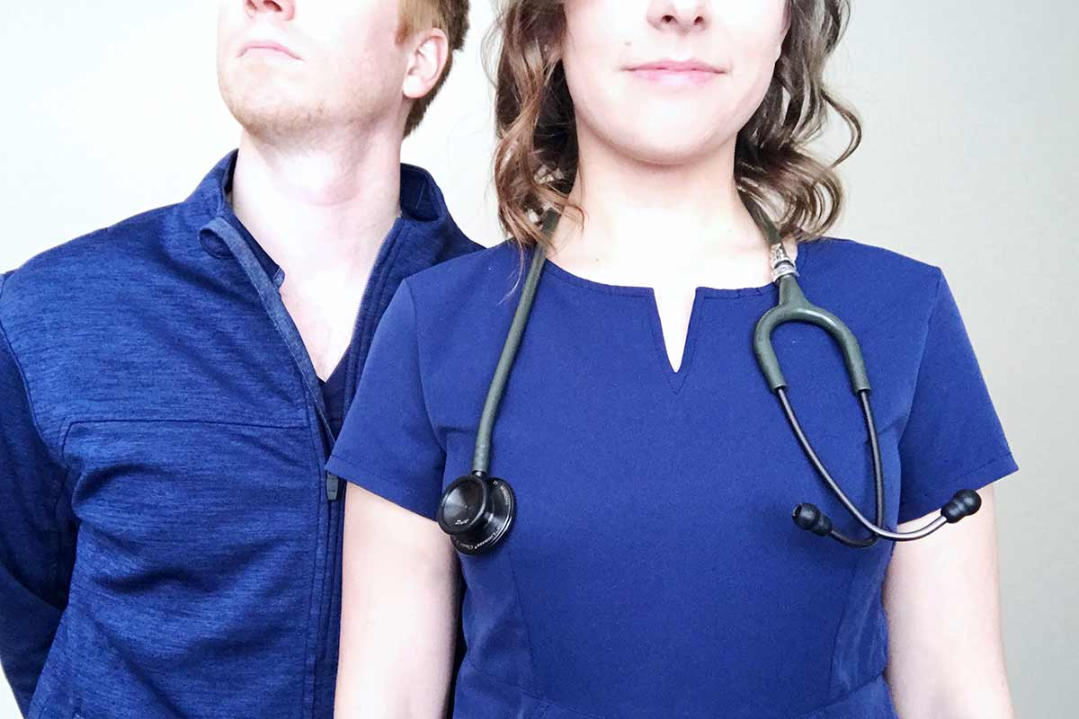Realities of Being a #MedCouple