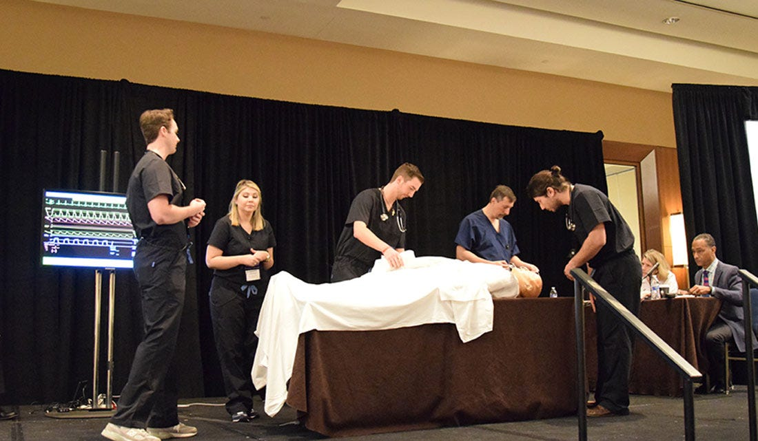 SimWars: The Most Applicable Way To Prepare For A Future In Emergency Medicine