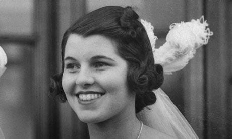 """Rosemary Kennedy at Court"" by Source (WP:NFCC#4). Licensed under Fair use via Wikipedia"