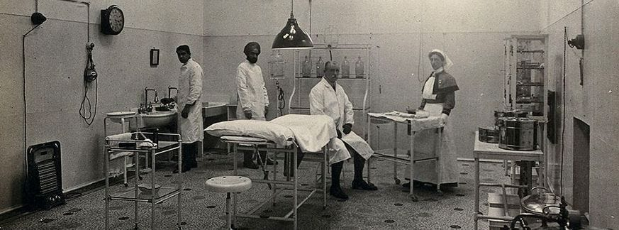 The History Of Anesthesia