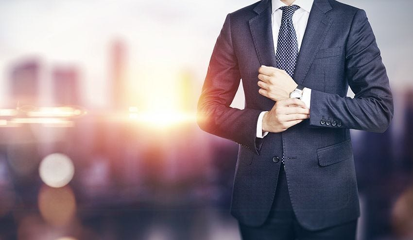 Studies Show That Dressing Professionally Improves Work Performance