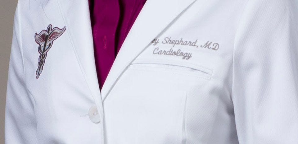 Top 6 Do's And Don'ts Of Embroidered Lab Coats - Enclothed Cognition