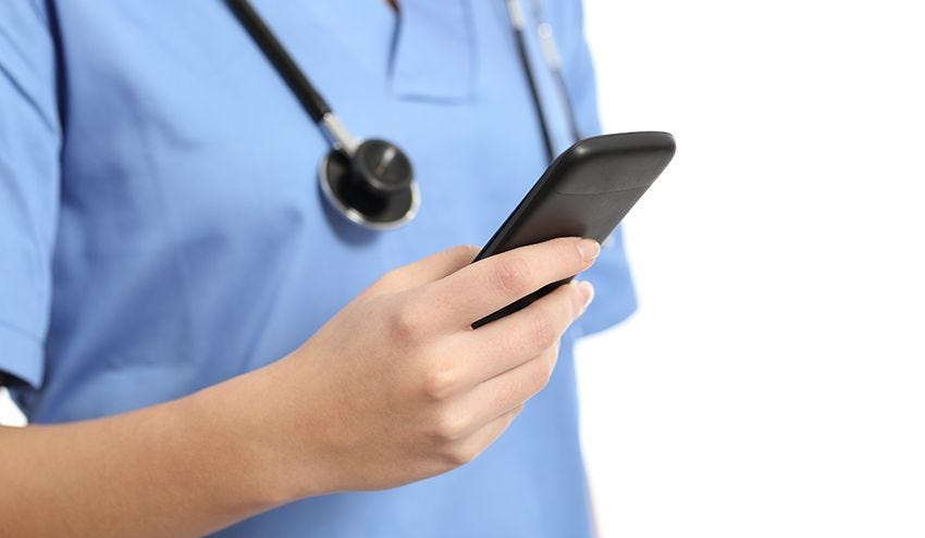 Innovative Mobile Health Company Is Revolutionizing The Patient-Physician Relationship