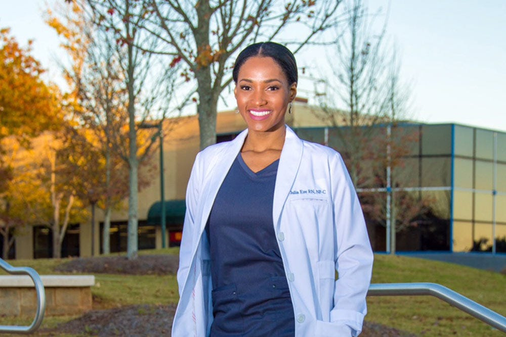 a day in the life of a nurse practitioner medelita