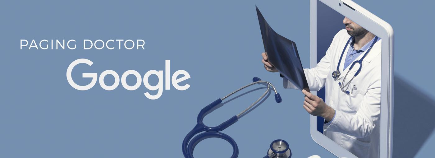 image of dr google