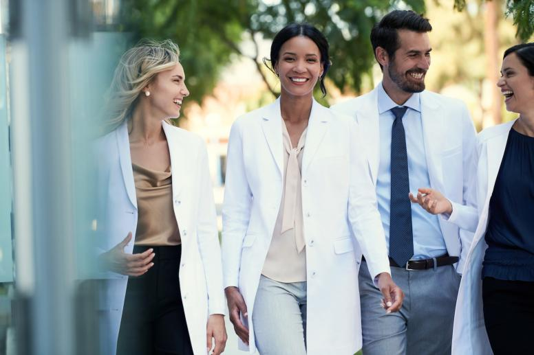 Down To The Last Detail: Medelita Lab Coats