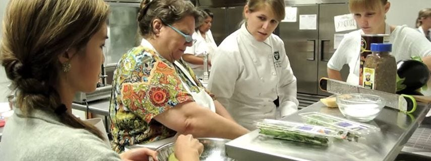 Medical Schools Offering Students Culinary Classes