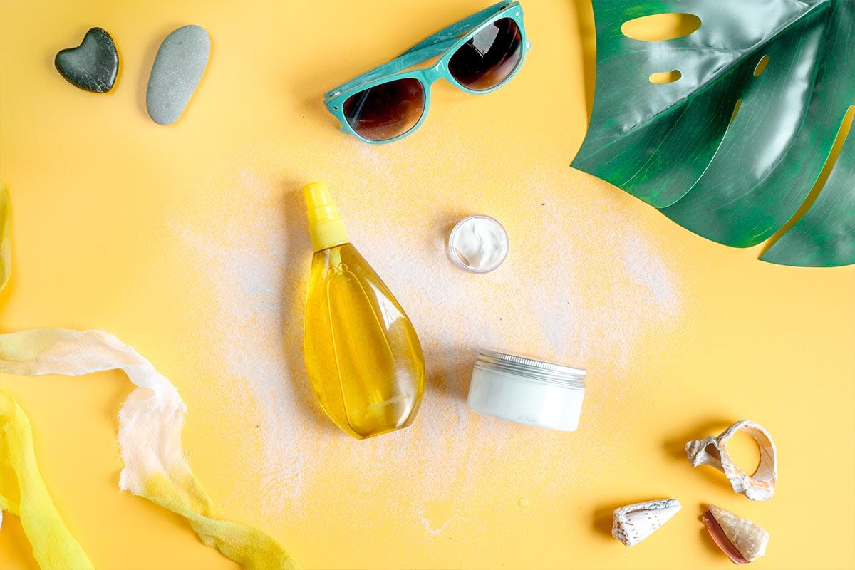 In Honor of UV Safety Month, Top 4 Sun Protection FAQ's Answered By A Dermatologist