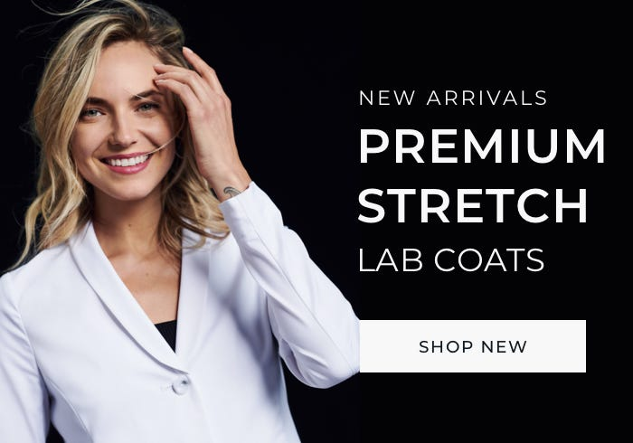 medelita lab coats and scrubs