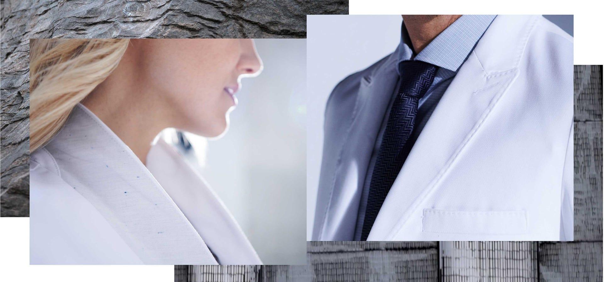 innovative lab coats
