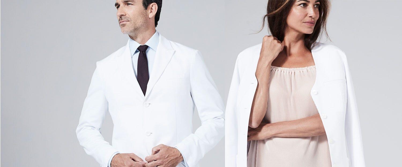 Designer Lab Coats