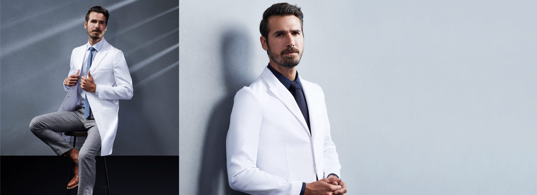 Men's Lab Coats