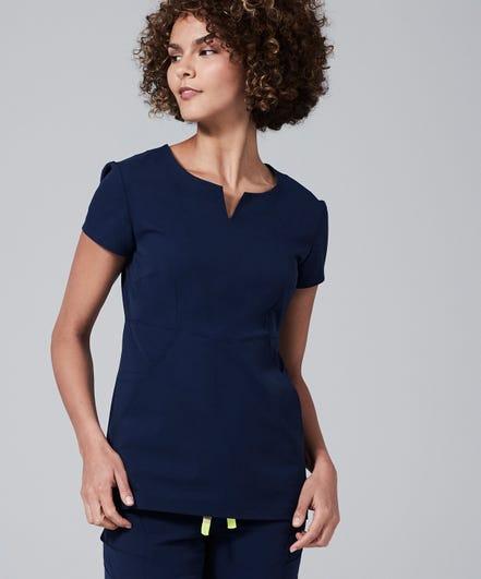 Horizon women's scrub top
