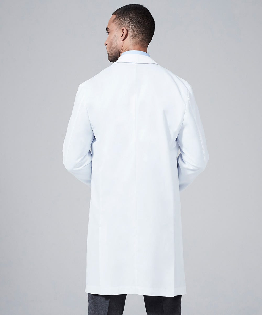 Mens Slim Fit E. Wilson M3 Lab Coat by Medelita