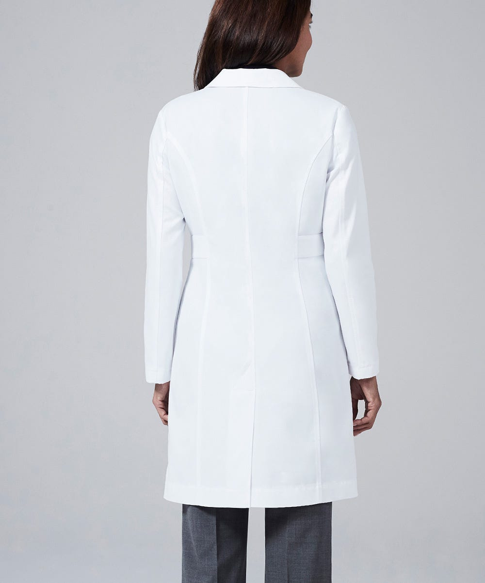 White apron for lab -  M3 Estie Classic Fit Women S Lab Coat