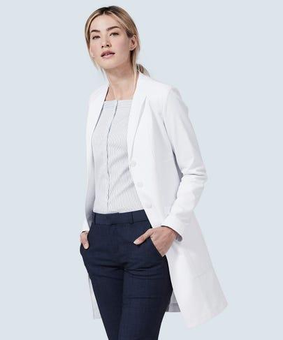 Women's Vera G. Lab Coat