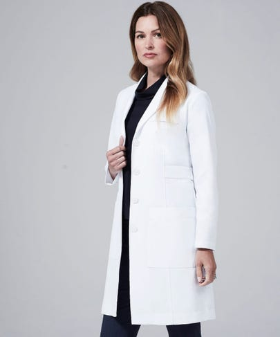 Emma W. Lab Coat