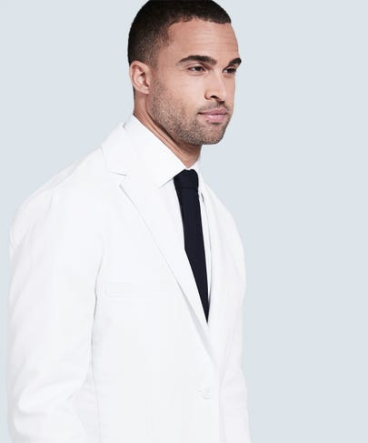 Cushing Men's Lab Coat