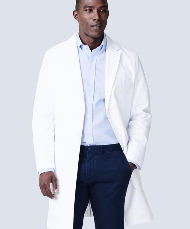 Helix lab coat