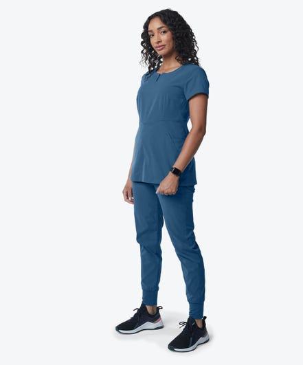Helio Women's Jogger Pants-Ocean-XXS