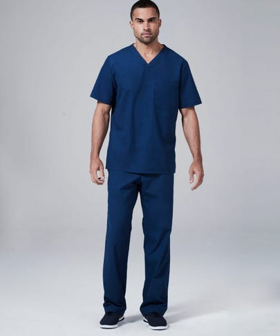 modern fit scrub pants