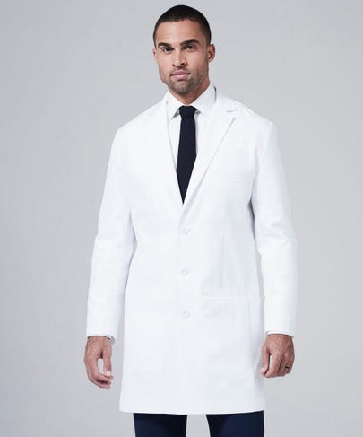 H.W. Cushing Lab Coat