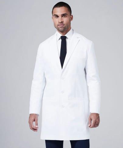 H.W. Cushing Lab Coat