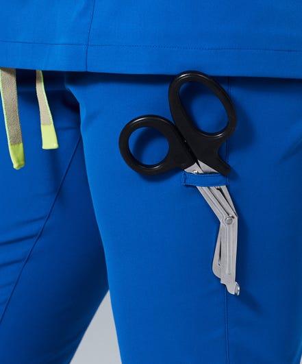 Argon Women's Scrub Pants-Royal-XL