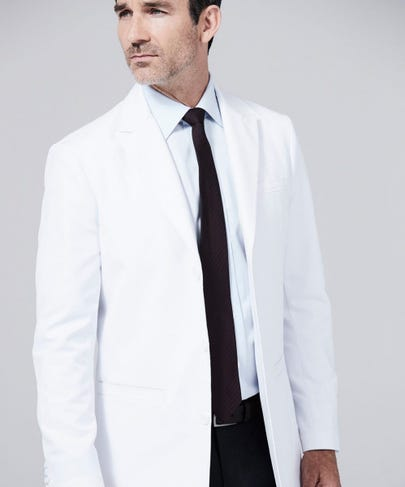 Bernard Lab Coat