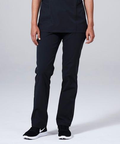 Argon Women's Scrub Pants-Black-XS