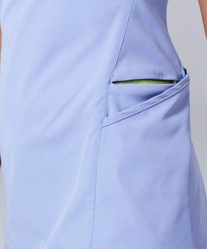Meridian Women's Scrub Top-Ceil-XS