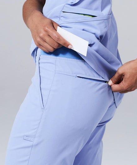 Argon Women's Scrub Pants-Ceil-XS
