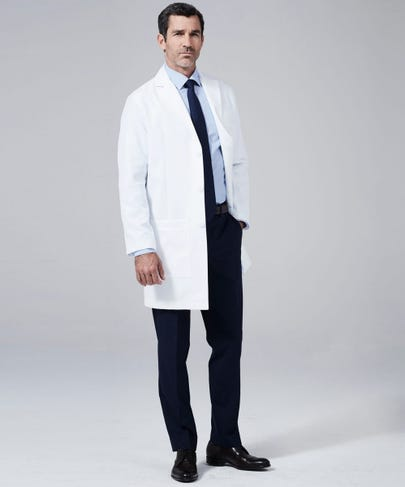 Laennec Men's Lab Coat