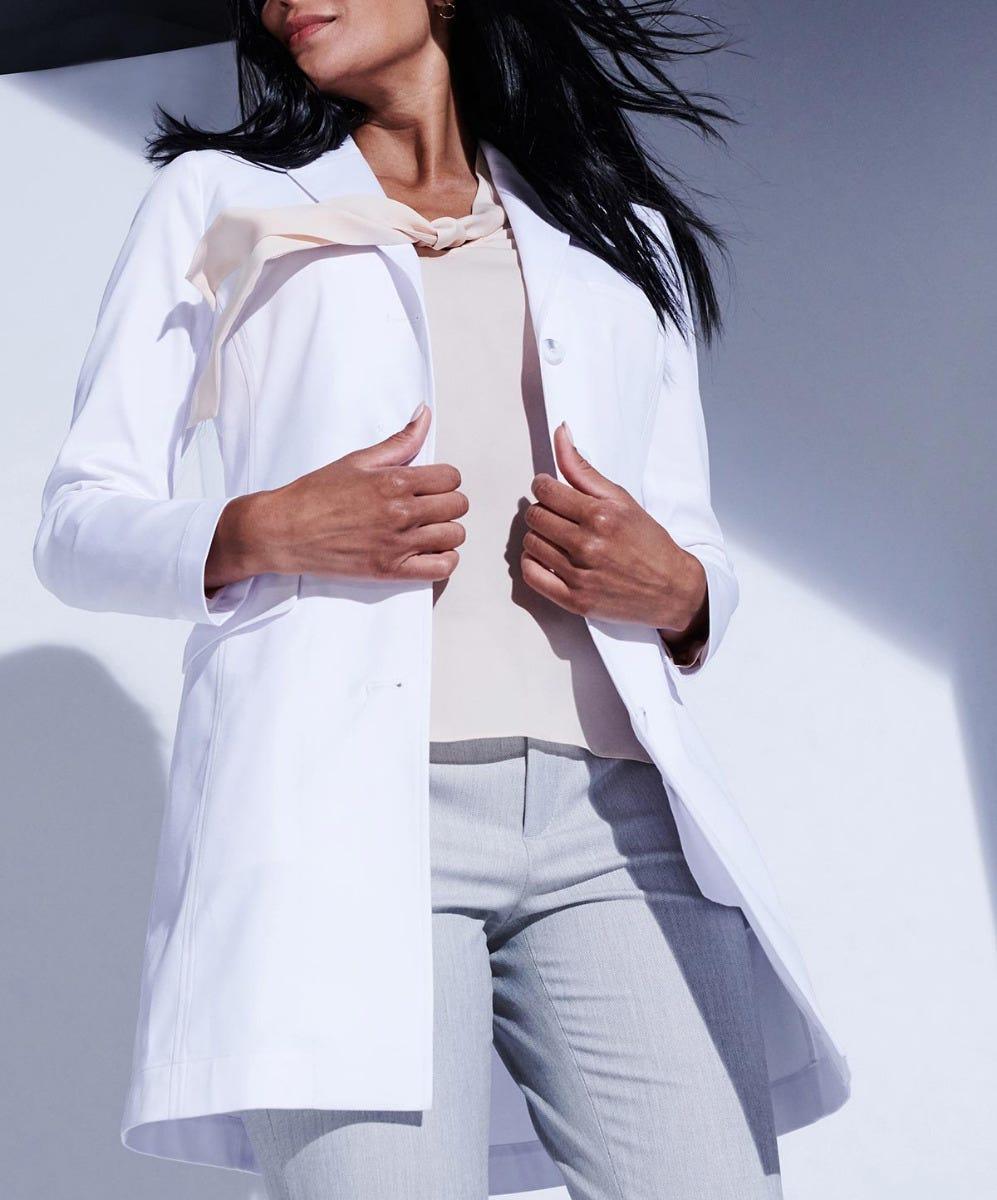 Rebecca Lab Coat