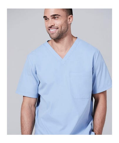 Modern Fit Scrub Top
