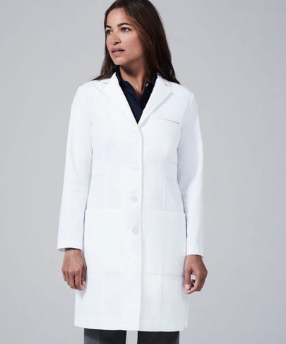 Estie Lab Coat
