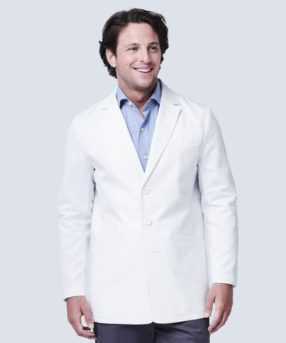 Fleming Student Lab Coat for Men
